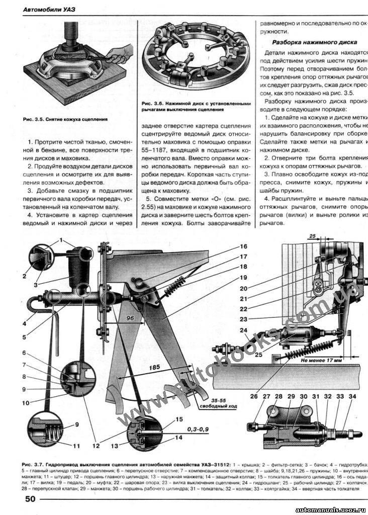 руководство по ремонту уаз буханка 2012 года